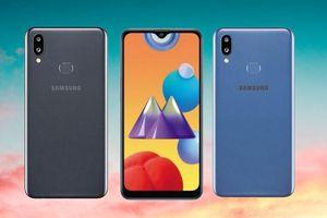 Siêu phẩm giá rẻ Galaxy M01s chính thức ra mắt