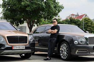 Đại gia Sài Gòn ra biển cho siêu xe Bentley Bentayga V8 gần 20 tỷ