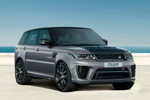 Range Rover Sport Lands 2021 phiên bản SVR Carbon