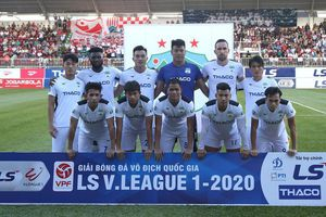 Đội hình dự kiến HAGL đấu Quảng Nam: Anh Đức chưa thể xuất hiện