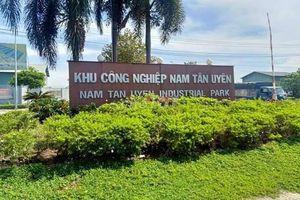 6 tháng, Khu Công nghiệp Nam Tân Uyên (NTC) hoàn thành 79,8% kế hoạch lợi nhuận năm