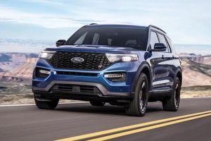 Giá xe ôtô hôm nay 18/7: Ford Explorer ưu đãi 45 triệu đồng