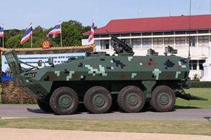 Quân đội Thái Lan thử nghiệm xe bọc thép nội địa