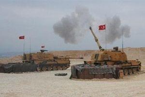 Tình hình chiến sự Syria mới nhất ngày 18/7: Thổ Nhĩ Kỳ tấn công quân đội Syria và lực lượng YPG