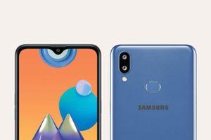 Samsung giới thiệu smartphone giá rẻ trang bị camera kép, pin 4.000 mAh