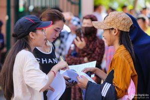 Đề Tiếng Anh thi vào lớp 10 của Nghệ An là 'vừa sức' nhưng thí sinh khó đạt điểm cao