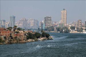 Ai Cập và Nam Phi thảo luận vấn đề nước sông Nile