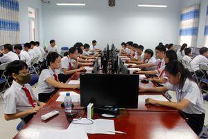 132 thí sinh tham gia Hội thi Tin học trẻ 2020