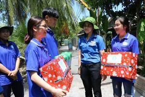 Sôi nổi các hoạt động Chiến dịch Thanh niên tình nguyện hè