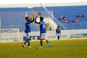 Ngoại binh rực sáng, Than Quảng Ninh giành trọn 3 điểm trên sân Xuân Hòa