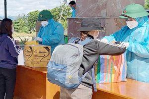 288 du học sinh Lào và 21 người Trung Quốc có kết quả âm tính với SARS-CoV-2