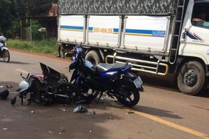 Hai vụ tai nạn khiến 4 người tử vong ở Bình Phước