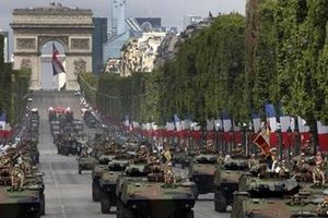 Ngành công nghiệp quốc phòng Pháp thất thu vì COVID-19