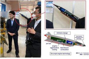 Nhật Bản sánh ngang Mỹ khi F-3 mang tên lửa siêu thanh