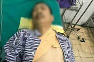 Quảng Ninh: Mâu thuẫn gia đình, con trai dùng dao chém bố trọng thương