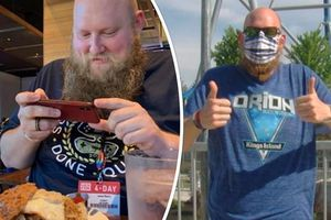 Giảm gần 100kg chỉ trong 10 tháng, anh chàng 195kg tiết lộ động lực khiến ai cũng té ngửa