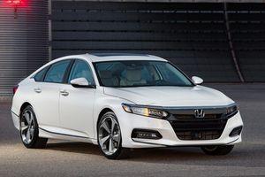 Giá xe ô tô hôm nay 20/7: Honda Accord có giá 1.319 - 1.329 triệu đồng