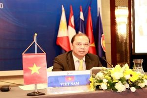 Thảo luận Định hướng xây dựng Tầm nhìn Cộng đồng ASEAN sau 2025