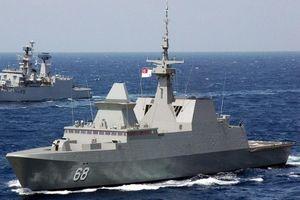 Dàn tàu chiến khủng giúp Hải quân Singapore vươn tầm đẳng cấp châu lục