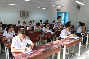 Ninh Thuận: Dự kiến công bố kết quả thi tuyển sinh lớp 10 vào cuối tháng 7