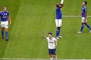 Đè bẹp Leicester, Tottenham tiếp tục nuôi hy vọng dự cúp châu Âu