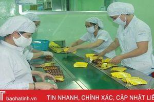 Người lao động Hà Tĩnh hăng say sản xuất, góp sức lấy lại đà tăng trưởng