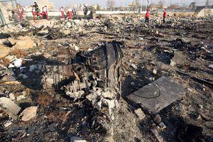 Canada xác nhận hộp đen của của máy bay Ukraine bị bắn hạ đã tới Pháp