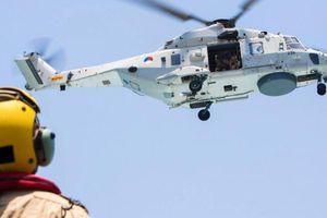 Hà Lan: Rơi trực thăng quân sự khiến 2 người thiệt mạng