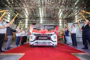 Mitsubishi Motos Việt Nam giới thiệu mẫu xe Xpander 2020 sản xuất trong nước