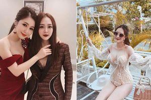 Hotgirl Dư Hàng My - em họ Hương Tràm khoe dáng nuột nà với bikini gợi cảm dù mang thai ở tháng thứ 6