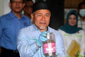 Phát hiện 110 container chứa chất thải độc hại cập cảng Malaysia