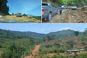 Ngăn mối họa mới từ bên kia biên giới - Kỳ 3: Cận cảnh 'tuyến đường gỗ lậu'