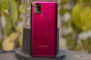 Samsung Galaxy M31s ấn định ngày ra mắt chính thức