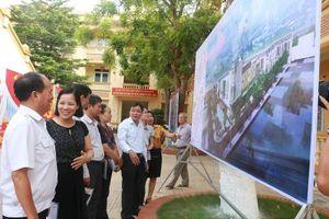 Hải Phòng: Công bố đồ án quy hoạch Dự án Nhà ở hồ điều hòa Tây Sơn