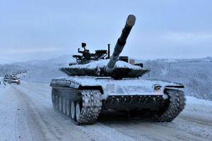 Nga đưa 'xe tăng Bắc Cực' vào trang bị đại trà