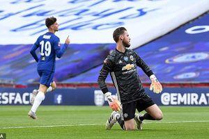 Solskjaer 'dằn mặt' David De Gea sau trận MU 1-3 Chelsea