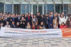 Chứng khoán Mirae Asset Việt Nam: Tất cả vì sự thành công của khách hàng