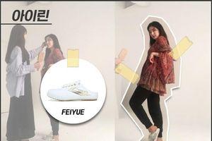 Học BTS, TWICE, Hyun Bin... cách chọn những đôi giày vừa thời trang vừa tiện dụng