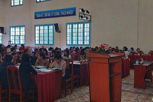 Lâm Đồng: Bồi dưỡng hơn 900 giáo viên sử dụng SGK mới