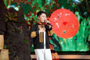 Gia đình Nhật Minh từng trăn trở vì sợ con không thích ca hát