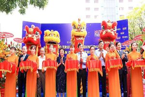 Hệ thống chăm sóc dinh dưỡng, vận động đầu tiên ở Việt Nam
