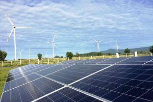 Hỗ trợ các nhà máy điện mặt trời phát điện vận hành thương mại