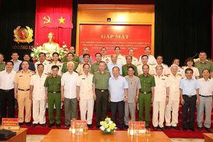 Bộ Công an gặp mặt các thế hệ lãnh đạo lực lượng Cảnh sát nhân dân qua các thời kỳ
