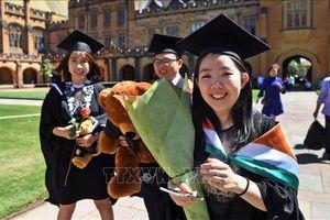 Australia nới lỏng quy định cấp thị thực cho sinh viên quốc tế