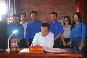 Đại học Thái Nguyên dâng hương tưởng nhớ các anh hùng liệt sĩ