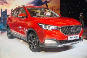 SUV và crossover sắp bắt kịp sedan tại thị trường Việt Nam?
