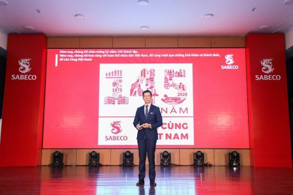 SABECO viết tiếp hành trình phát triển cùng Việt Nam