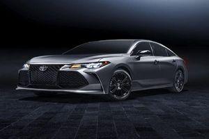 Toyota Alavon 2021 có thêm phiên bản Nightshade