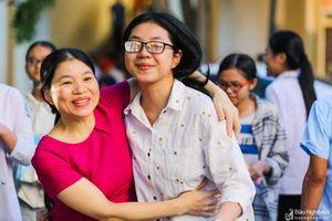 Đề thi chuyên của Nghệ An đã phân loại được học sinh nhưng không mới