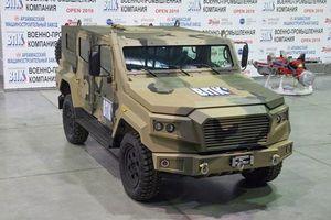 Nga chế tạo xe bọc thép tốc độ cao đa năng hoạt động trên mọi địa hình
